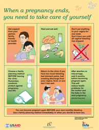 """""""Take Care of Yourself"""" Clinic Poster Thumbnail"""