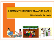 Community Health Information Cards Thumbnail